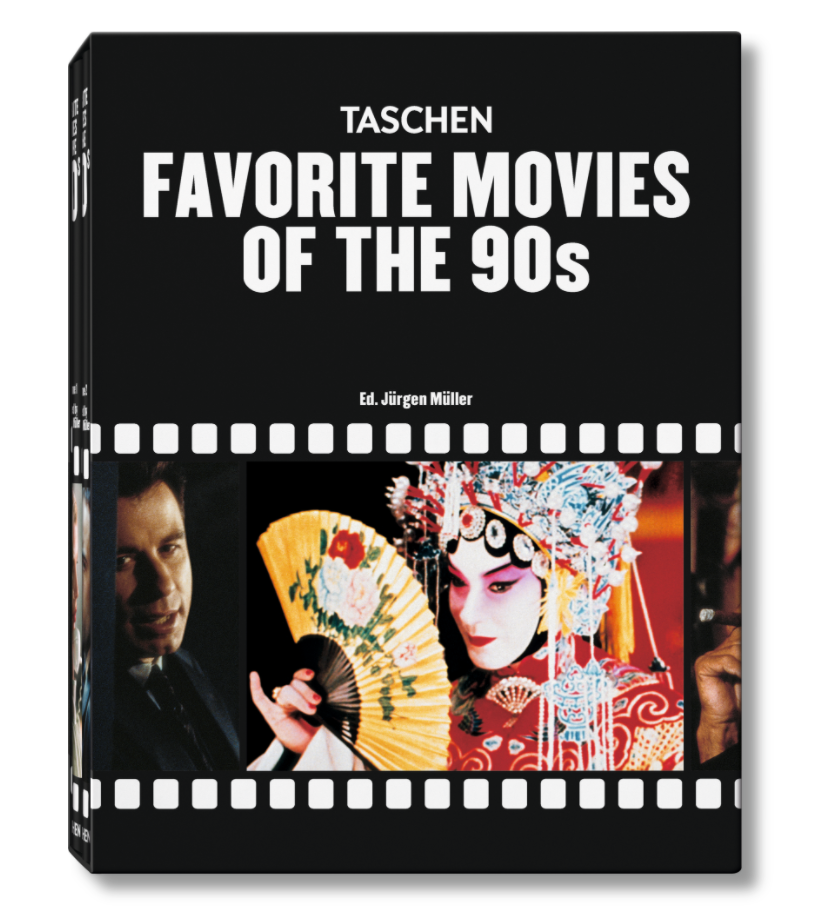 FAVOURITE MOVIES OF THE 90S