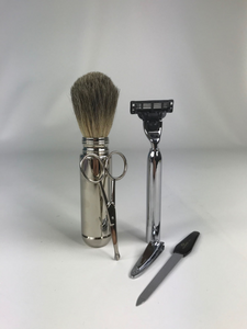F. HAMMANN SHAVING KIT