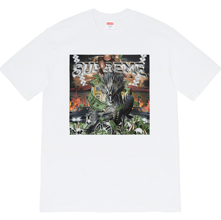 SUPREME DRAGON TEE