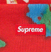Load image into Gallery viewer, SUPREME SPLATTER BEANIE