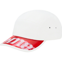 Load image into Gallery viewer, SUPREME VISOR CAMP CAP