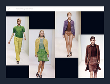 Load image into Gallery viewer, PRADA CATWALK