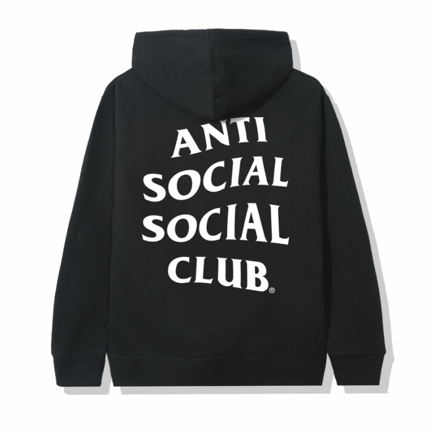 ANTI SOCIAL SOCIAL CLUB MIND GAMES HOODY