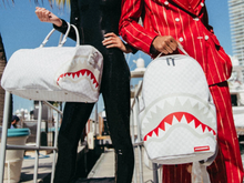 Load image into Gallery viewer, SPRAYGROUND MEAN SHARK BACKPACK