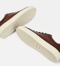 Load image into Gallery viewer, TOMMY HILFIGER LEATHER SNEAKERS