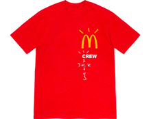 Load image into Gallery viewer, TRAVIS SCOTT X MCDONALDS TEE