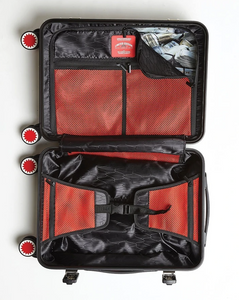 SPRAYGROUND CARRY ON LUGGAGE