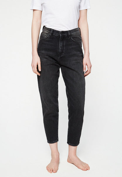 Armedangels Detox Denim Mairaa Washed Down Black