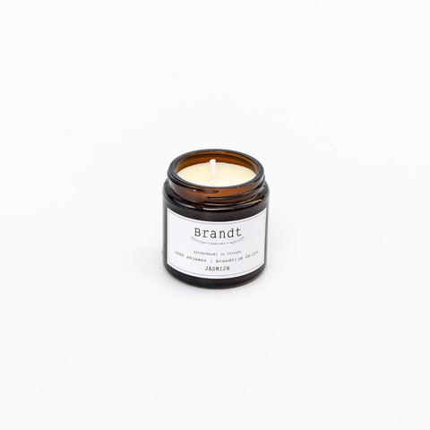 Brandt Apothecary Candle Jasmin