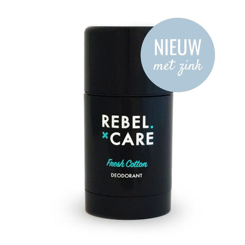 Loveli Deodorant Rebel Fresh Cotton – For Him