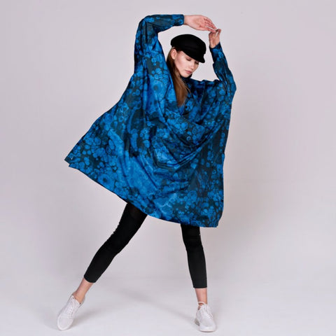 Rainkiss Poncho - Bubbles