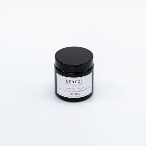 Brandt Apothecary Candle Lavender