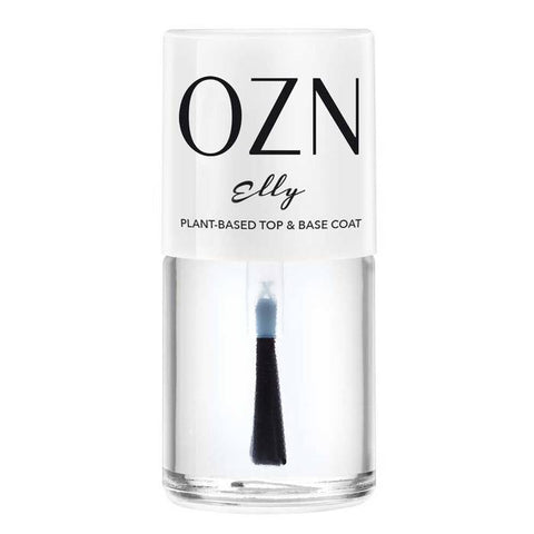OZN Nail Polish Ellly Top and Base Coat