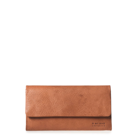 O My Bag Pouch Pau Cognac