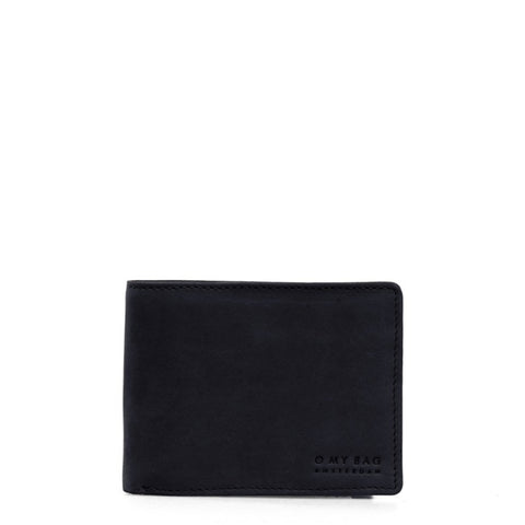 O My Bag Wallet Tobi's Wallet Black Hunter