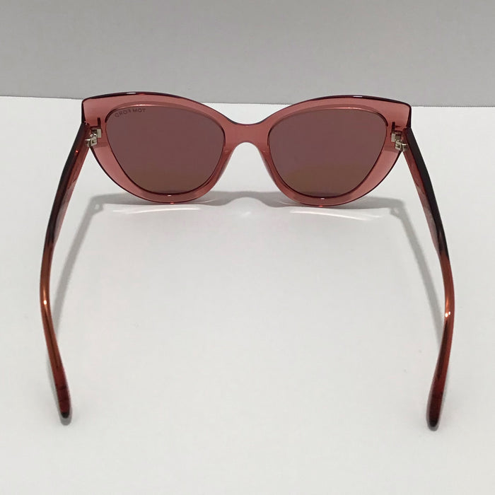 Tom Ford Pink Anya Sunglasses