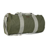 Canvas Duffle Washed Olive by ortc Clothing Co USA