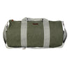 Canvas Duffle Washed Olive - ortc Clothing Co. - USA