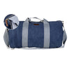 Canvas Duffle Washed Navy - ortc Clothing Co. - USA