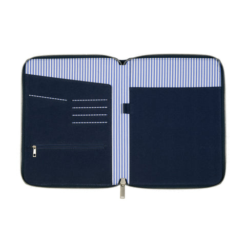 Canvas Compendium Navy - ortc Clothing Co. - USA