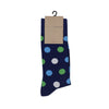 Green and Blue Spots by ortc Clothing Co USA