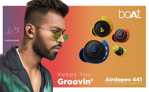 boAt Airdopes 441 TWS Earbuds