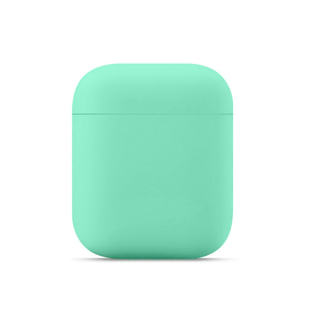 KJ Soft Silicone Case for Apple Airpods