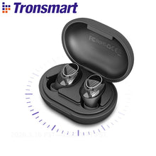 将图片加载到图库查看器,Tronsmart Onyx Neo APTX Bluetooth Earphone TWS Wireless Earbuds with Qualcomm Chip, Volume Control, 24H Playtime