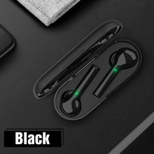 将图片加载到图库查看器,TOMKAS Mini TWS Bluetooth Wireless Earphone Headphones Freebud Touch Control Sport Headset With Dual Microphone For Mobile Phone