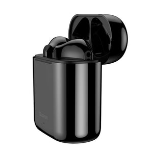 Baseus Wireless Bluetooth Earphones, Intelligent Touch Control Wireless, Stereo bass sound, Smart Connect