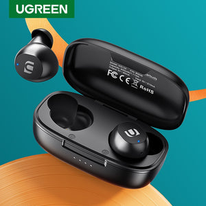 UGREEN TWS Bluetooth Earphones Headphones True Wireless Earbuds In Ear Stereo Headset Sport TWS Bluetooth Headphones