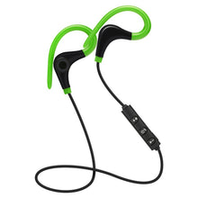 Загрузить изображение в средство просмотра галереи, Bluetooth Wireless Sport Headphone Stereo Bass Earphone Running Earphones With Mic Ear Hook Headset for Xiaomi