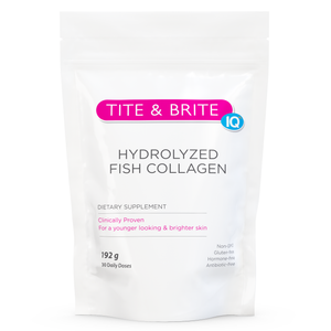 Anti Ageing Bootcamp Programme (Tite & Brite IQ Hydrolyzed Fish Collagen)