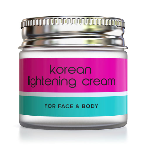 Korean Lightening Cream - Shop  online | Nano Blanc