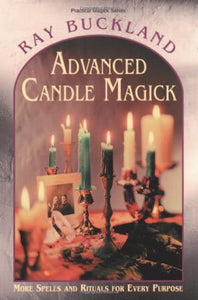 ADVANCE CANDLE MAGIC - Author: Buckland, Raymond