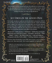 Load image into Gallery viewer, HOW TO BECOME A WITCH - Author: K, Amber & K, Azrael Arynn