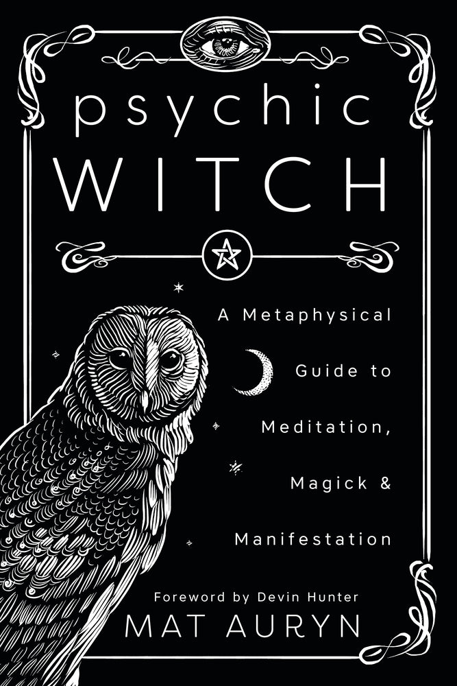 PSYCHIC WITCH - Author: Auryn, Mat & Hunter, David