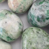 Load image into Gallery viewer, CHINA JADE - POLISHED/TUMBLED