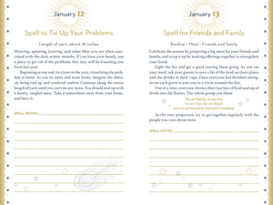 THE DAILY SPELL JOURNAL - Author: Wigington, Patti