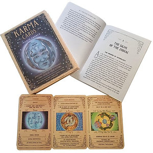 KARMA ORACLE DECK - 36 Card Deck and Guidebook