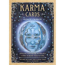 Load image into Gallery viewer, KARMA ORACLE DECK - 36 Card Deck and Guidebook