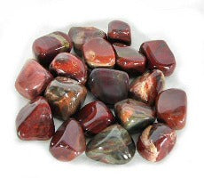 RAINBOW JASPER - POLISHED/TUMBLED