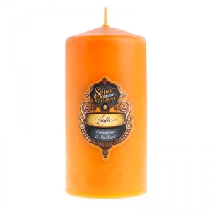 "SALA PILLAR CANDLE MEDIUM ""Spirit of the Orient"""