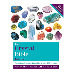 THE CRYSTAL BIBLE VOL 1 - Author: Hall, Judy