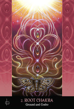 Load image into Gallery viewer, BEYOND LEMURIA ORACLE DECK - 56 Card Deck and 148-page Guidebook