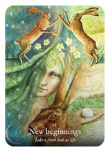 Load image into Gallery viewer, GODDESS DREAM ORACLE CARDS  - 36 Card Deck and 120-page Guidebook