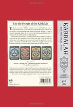 Load image into Gallery viewer, KABBALAH: THE TREE OF LIFE ORACLE DECK - 57 Card Deck and 144-page Guidebook