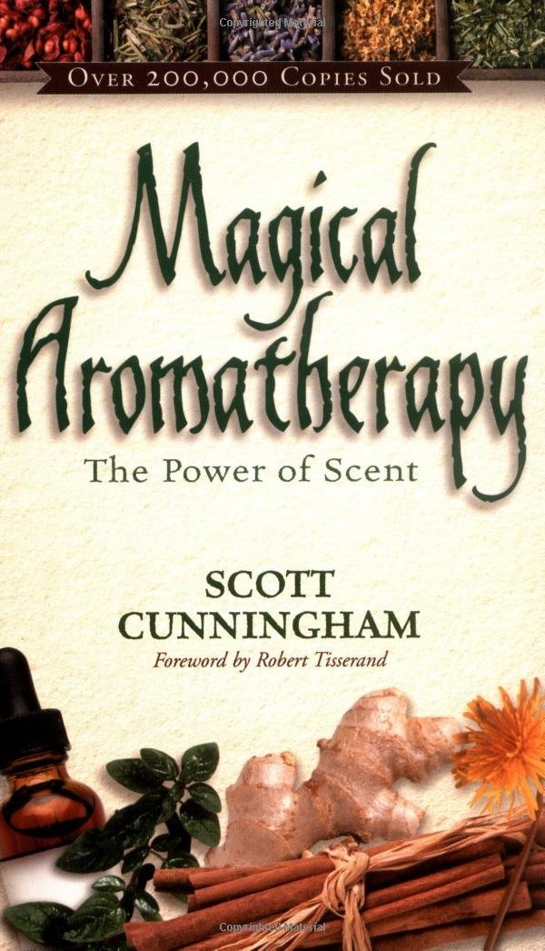 MAGICAL AROMATHERAPY - Author: Cunningham, Scott