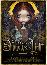 Load image into Gallery viewer, ORACLE OF SHADOW & LIGHT - 45 Card Deck and Guidebook
