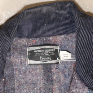 Hand Picked Vintage: Sears Work 'N Leisure Denim Chore Coat